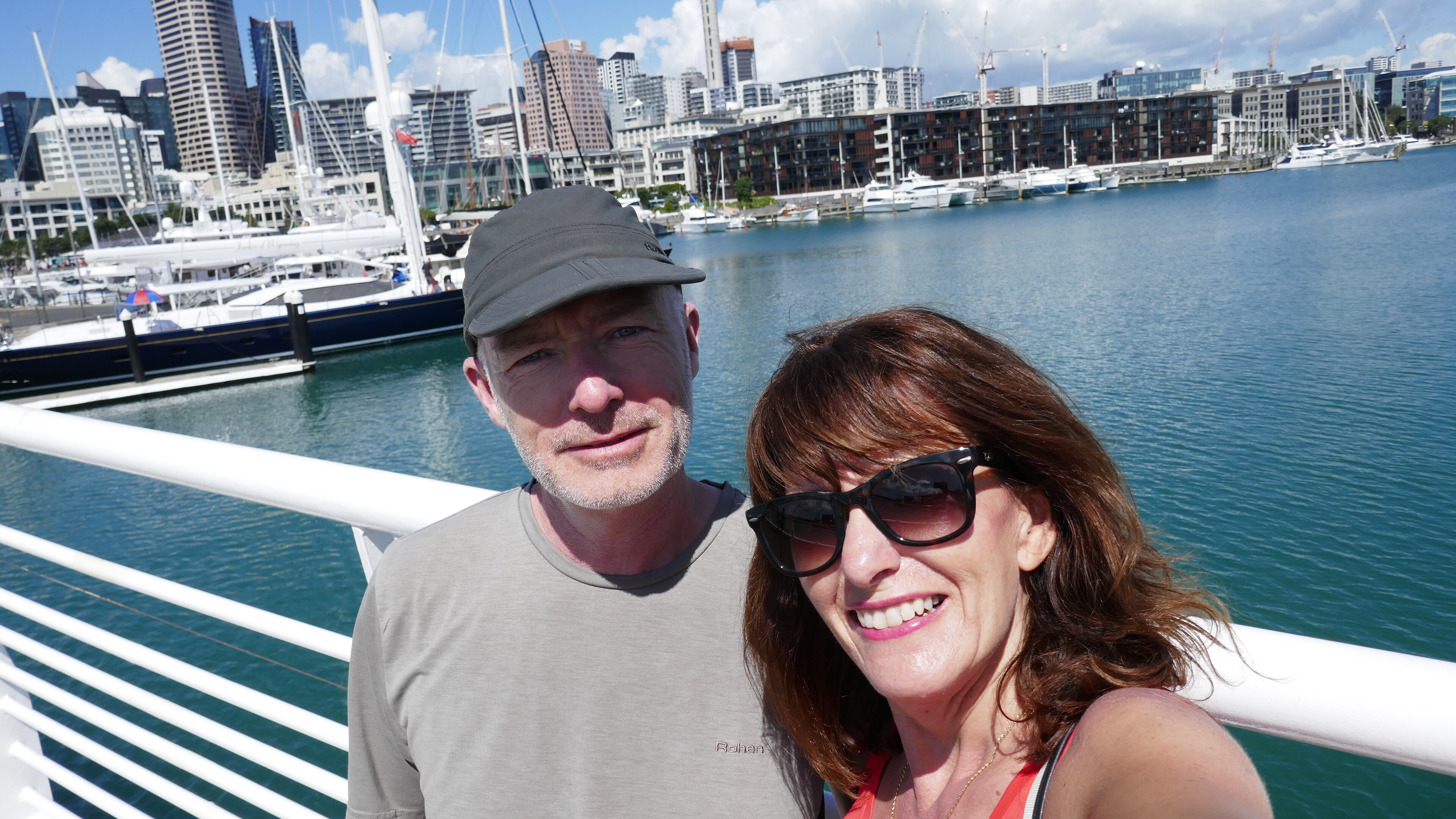 Sightseeing in Auckland